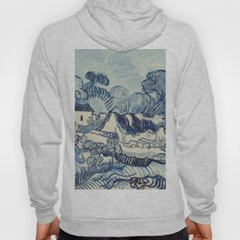 "Vincent van Gogh ""Landscape with Houses"" Hoody"