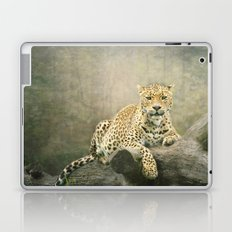 Sri Lankan leopard Laptop & iPad Skin