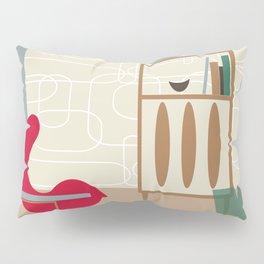 Inside Mid-century modern 122 Pillow Sham