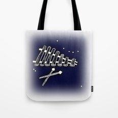 Space Marimba Tote Bag