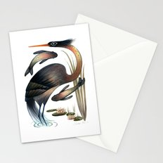 The Heron Stationery Cards