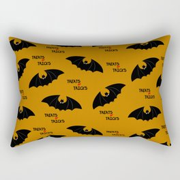 treats or tricks Rectangular Pillow