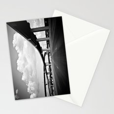 You Only Noticed Me Once I Was Already Gone Stationery Cards