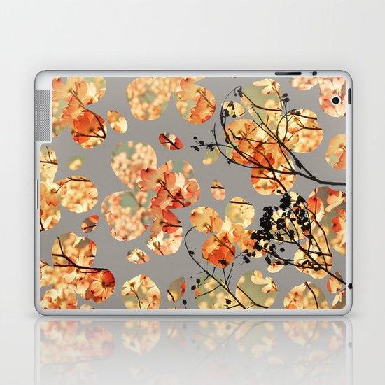 Dogwood Quilt Laptop & iPad Skin
