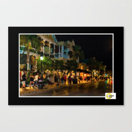 Key West 1997 Portrait - Jéanpaul Ferro Canvas Print