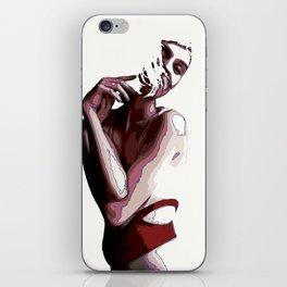"""Codename: Susan Glenn"" Pt.3 iPhone Skin"