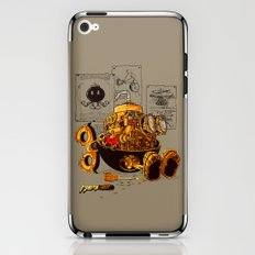 Work of the genius iPhone & iPod Skin