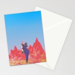 Cosmonaut.2. Stationery Cards