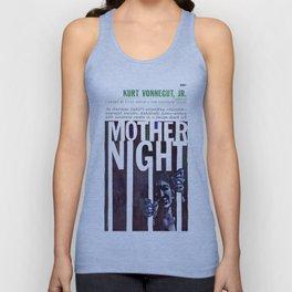 Vonnegut - Mother Night Unisex Tank Top