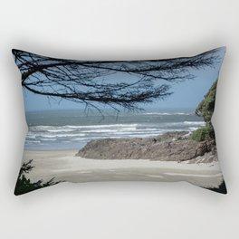 Oregon Coast Rectangular Pillow