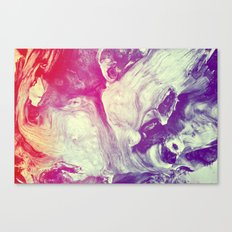 drifting Canvas Print