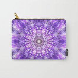 Light of Hope Mandala Carry-All Pouch