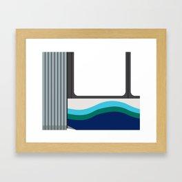 LVRY3 Framed Art Print
