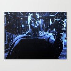 DARK VS LIGHT Canvas Print