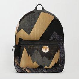 Metallic Night Backpack