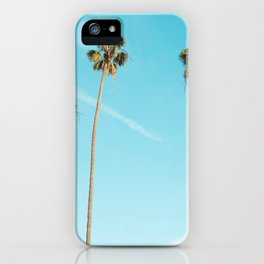 Palm Tree Sunshine iPhone Case
