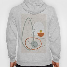 Abstract Geometry 42 Hoody