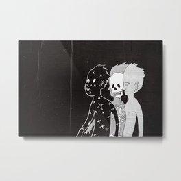 Doodle graffiti Metal Print