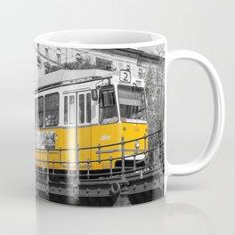 Budapest Tram Coffee Mug