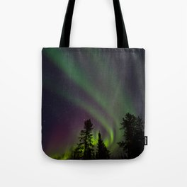 Northern Lights 3 Tote Bag