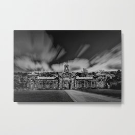 Chatsworth stables Metal Print