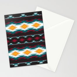 Native American Inspired Design Stationery Cards