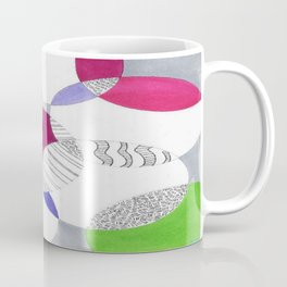 Chicken Scratch Coffee Mug