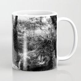 Heligan giant in monochrome Coffee Mug