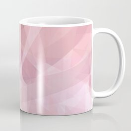 Curves in pink Coffee Mug