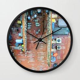 Macho City 002 Wall Clock