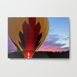 Carolina Balloon Fest Metal Print