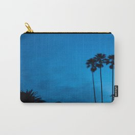Sunrise 3 Blue Carry-All Pouch
