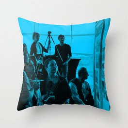 Senior Show 2016 Throw Pillow