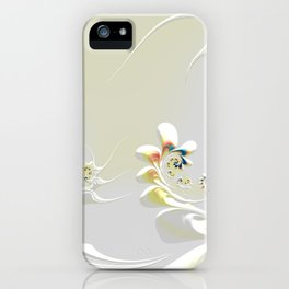 Lily Chains iPhone Case