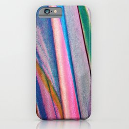 Pastel Parade iPhone Case