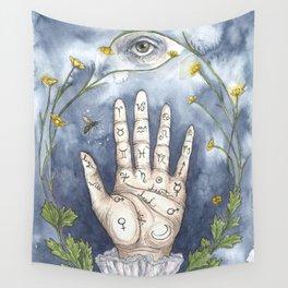 Hand of Plenty Wall Tapestry