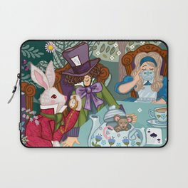 Time For Tea Laptop Sleeve