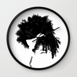 The Crown You Will Always Wear 12 Wall Clock