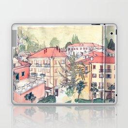 Baveno, Lake Maggiore, Northern Italy. Laptop & iPad Skin