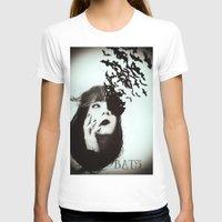 bats T-shirts featuring Bats by Nuria Martínez Foto