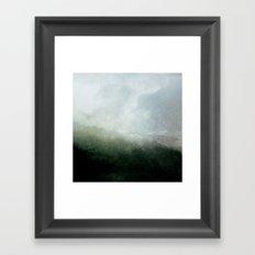 The Lost Island Framed Art Print