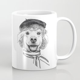 La Laika Coffee Mug