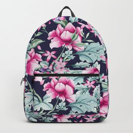 Floral Pattern 1 Backpack