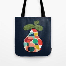Fresh Pear Tote Bag