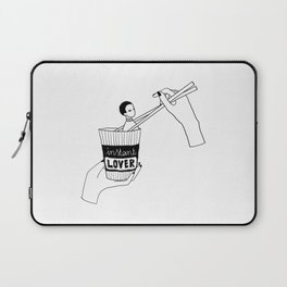 Would you be my instant lover? Laptop Sleeve