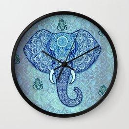 lord-Ganesh-symbol Art Wall Clock