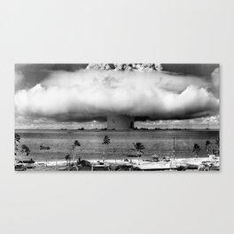 Operation Crossroads: Baker Explosion Canvas Print