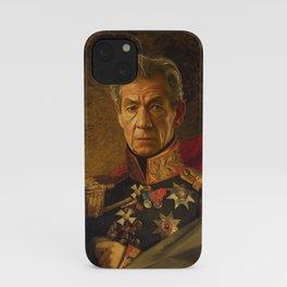 Sir Ian McKellen - replaceface iPhone Case