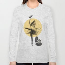 Ballerina Fish Long Sleeve T-shirt