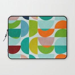 shapes abstract III Laptop Sleeve